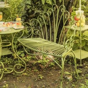 Banca Romantic Garden Green