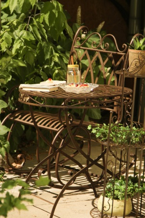 Mobilier Romantic Garden Brown