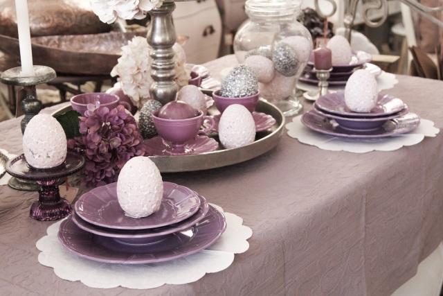Farfurii violet